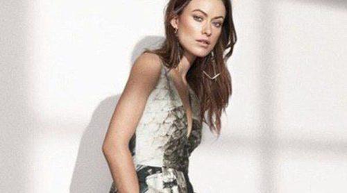 Olivia Wilde, la nueva embajadora de la colección 'Conscious Exclusive' de H&M