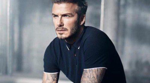 David Beckham elige Madrid para presentar su colección de esenciales de H&M para esta primavera 2015