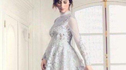 El vestido de novia de Sophie Hunter: Valentino muestra el diseño creado para la mujer de Benedict Cumberbatch