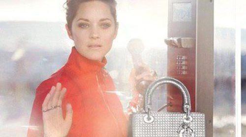 Marion Cotillard repite como embajadora de los nuevos 'Lady Dior'