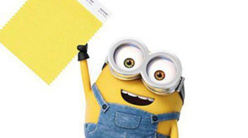 Pantone no entiende de supersticiones: llega el amarillo Minion