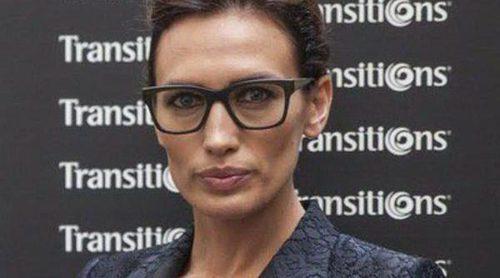 Nieves Álvarez y Transitions, de nuevo unidos en la colección de gafas 2015/2016