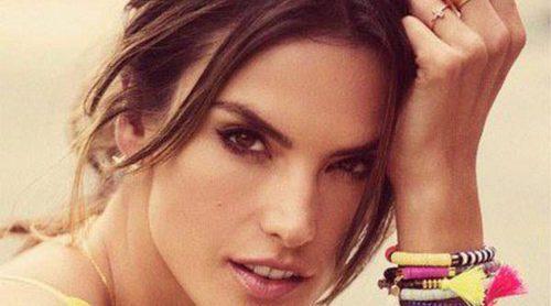 Alessandra Ambrosio se estrena como diseñadora de joyas