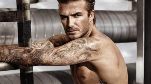 Los 40 años mejor conservados: David Beckham, un icono de moda