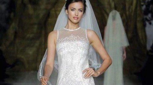 Irina Shayk y Blanca Padilla se vestirán de novia en la Barcelona Bridal Week