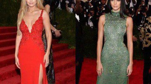 Kendall Jenner, Gigi Hadid y Kate Beckinsale, las mejor vestidas de la Gala del Met 2015