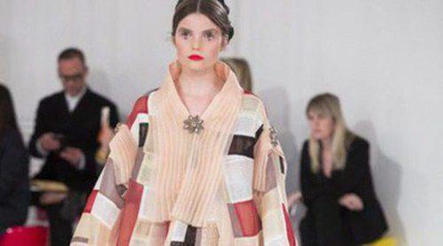 La colección Crucero 2015/2016 de Chanel aterriza en Seúl con fuertes notas del color