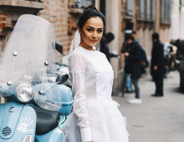 ccdccad33 Look de boda  colores prohibidos para las invitadas - Bekia Moda
