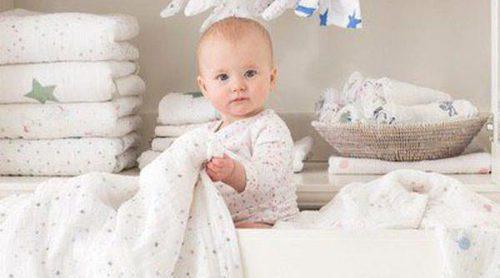 Aden + Anais presenta su primera colección de ropa para bebés