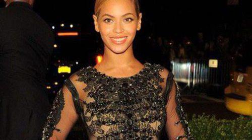 Las curvas y la belleza de Beyoncé cautivan a Riccardo Tisci en la nueva campaña de Givenchy