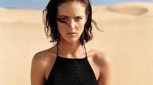 La moda estival de Oysho viste a Eliza Cummings en su nueva campaña Beachwear 2015
