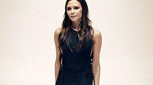 Victoria Beckham sube a la pasarela de Singapur su nueva colección otoño/invierno 2015
