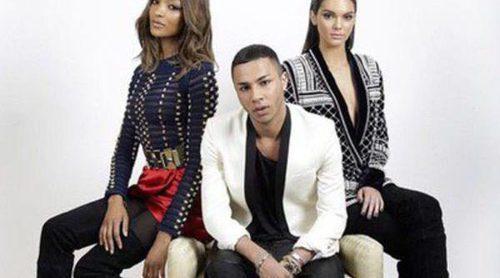 Kendall Jenner y Jourdan Dunn, musas de la nueva unión entre Balmain y H&M
