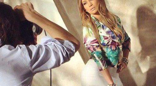 Jennifer Lopez despliega sus dotes de diseñadora en una nueva colección para Kohl's