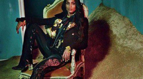 Ciara sustituye a Nicki Minaj como imagen de Roberto Cavalli para el otoño/invierno 2015