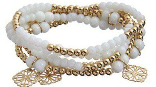 'White & Gold', puro romanticismo de la mano de Claire's