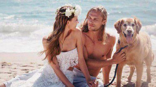 Free People propone un 'sí, quiero' dulce y bohemio con su colección nupcial Bohemian Bridal 2015