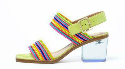 Las piezas multicolor conquistan el mundo Calvin Klein en su nueva colección de complementos