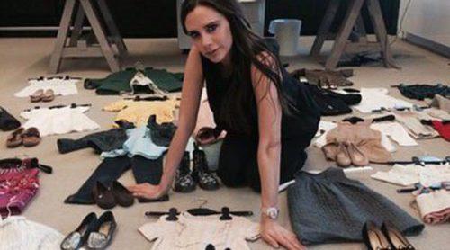 Una solidaria Victoria Beckham pone a la venta 25 looks de Harper Seven con un fin benéfico
