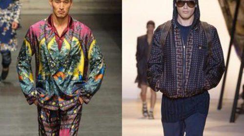 Emporio Armani, Dolce & Gabbana y Versace estrenan sus colecciones primavera/verano en Milán