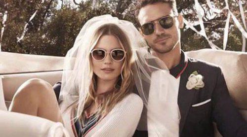 Behati Prinsloo, la mirada del verano 2015 de Tommy Hilfiger Eyewear