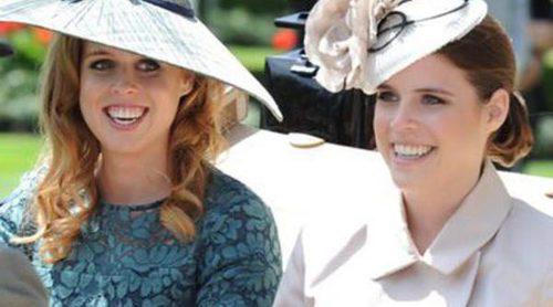 El look de las Princesas de York: un estilo atípico