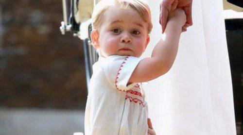 Sus looks arrasan: Kate Middleton convierte al Príncipe Jorge en un icono de moda
