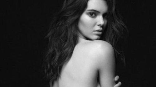 Kendall Jenner y Joan Smalls calientan el otoño 2015 como musas de Calvin Klein Underwear