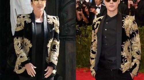 Kris Jenner, la robalooks: ¿inspiración celebrity o experta en copiar estilismos?