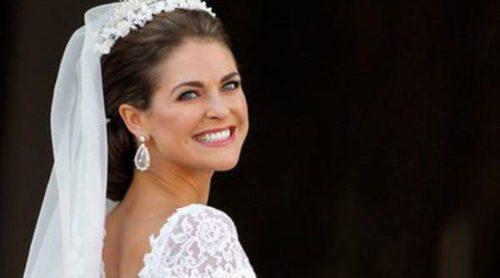 Magdalena de Suecia y Máxima de Holanda: las otras novias 'reales' de Valentino