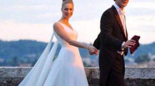 Beatrice Borromeo y sus vestidos de novia: 'sí quiero' de Valentino y Armani