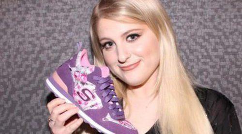 Skechers ficha a Meghan Trainor hasta 2017: se estrenará junto a Demi Lovato