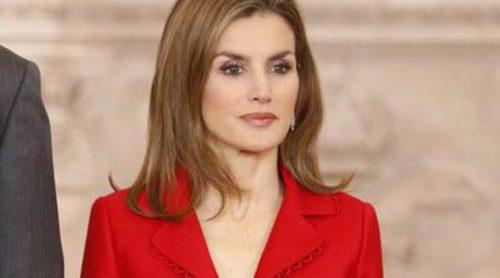 La Reina Letizia se cuela en la lista de las mejor vestidas de Vanity Fair en octava posición