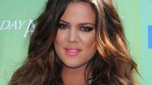 Khloe Kardashian cuenta que la inspiración para su línea 'Kardashian Kids' es el Príncipe Jorge