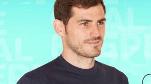Iker Casillas lanza su nueva colección de ropa solidaria 1K