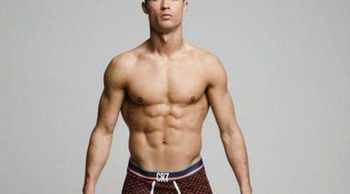 El cuerpo de Cristiano Ronaldo, el mejor reclamo para la nueva colección de ropa interior de CR7 Underwear