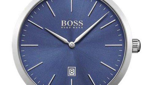 Hugo Boss lanza su nueva colección de relojes para este otoño/invierno 2015/2016