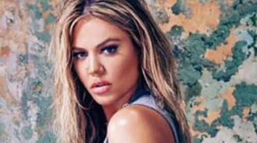 Khloe Kardashian quiere rentabilizar su pérdida de peso lanzando una línea de moda deportiva