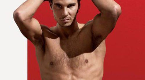 Rafa Nadal se desnuda en su primera campaña Underwear con Tommy Hilfiger