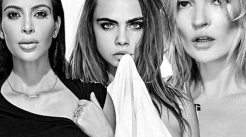 Kate Moss, Cara Delevingne, Kim Kardashian...: modelos de lujo para Alexander Wang