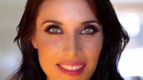 Pilar Rubio sigue siendo la imagen de Maria Mare para este otoño/invierno 2015/16