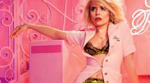 Paloma Faith, la dependienta más sexy de Agent Provocateur