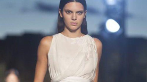 Black&White, la clave del accidentado desfile de Givenchy en la Nueva York Fashion Week