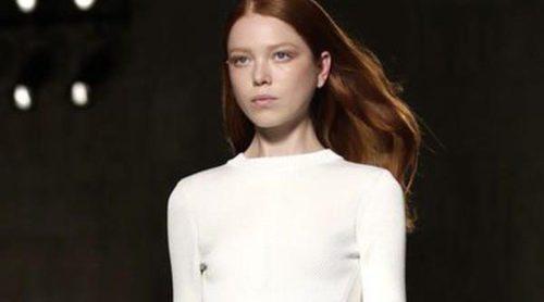 Victoria Beckham busca la sofisticación de la primavera 2016 en la Nueva York Fashion Week