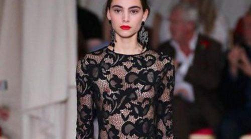 La elegancia reina la noche de la New York Fashion Week con Oscar de la Renta
