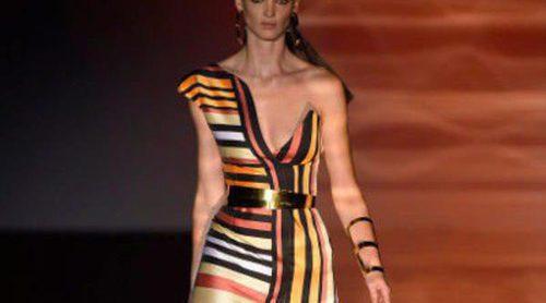 Roberto Verino y los colores de la naturaleza más exótica en la Madrid Fashion Week primavera/verano 2016