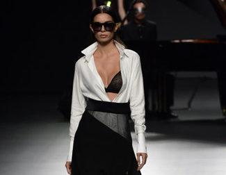 Ion Fiz convierte lo clásico en vanguardista para la primavera/verano 2016 en Madrid Fashion Week