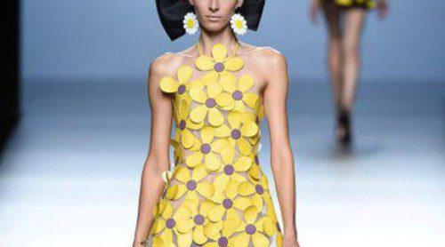 María Escoté trae las margaritas y Maya Hansen la jungla netra con sus desfiles para primavera/verano 2016 en la Madrid Fashion Week
