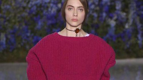Crop top, la clave de Dior en Paris Fashion Week para la primavera/verano 2016