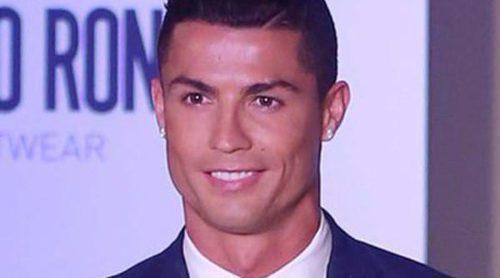 Cristiano Ronaldo se sube a la pasarela con su línea de calzado 'CR7 Footwear'
